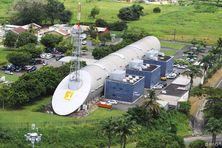 Vue aérienne de Guadeloupe 1ère