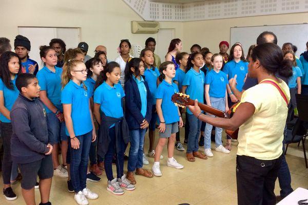 Passerelle Marguerite Concert