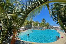 Un hôtel de l'Ouest de La Réunion.