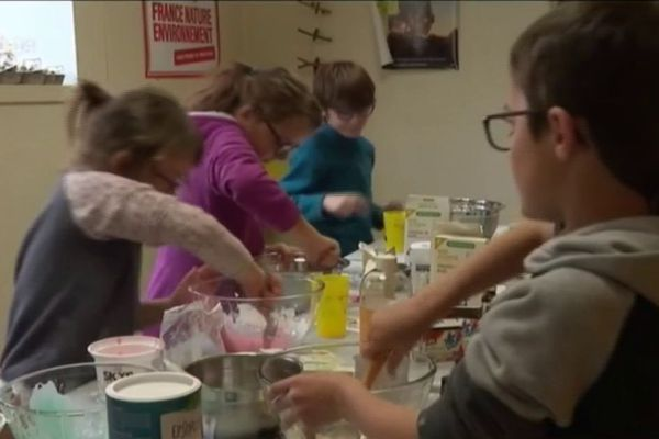 atelier cosmetiques maison enfants