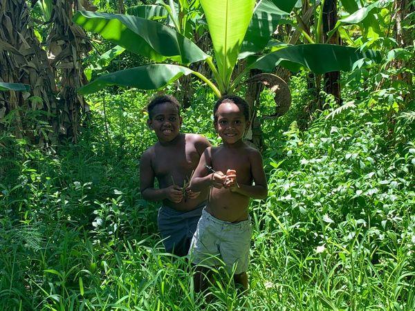 Enfants Pouébo