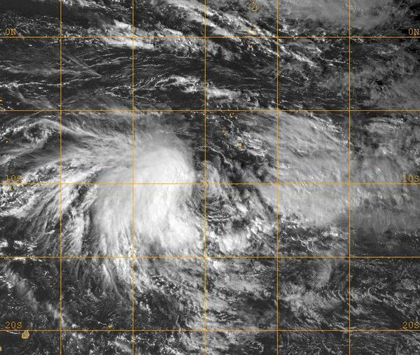cyclone Bansi radar 1