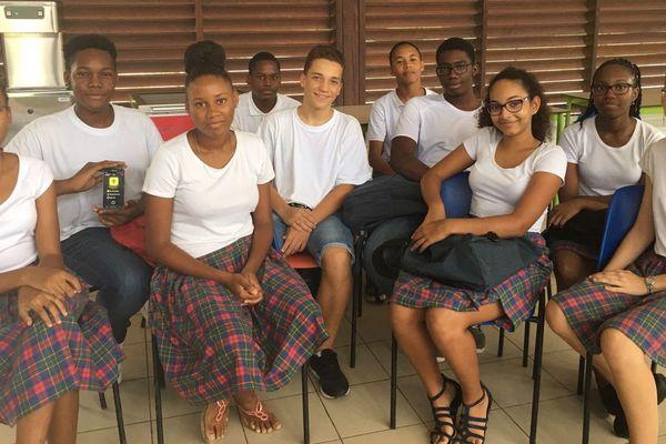 Forum des métiers au collège Saint-Pierre