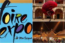 Visuels de la 30e édition de la Foire Expo Martinique.