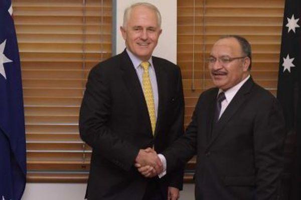 APEC Australie PNG