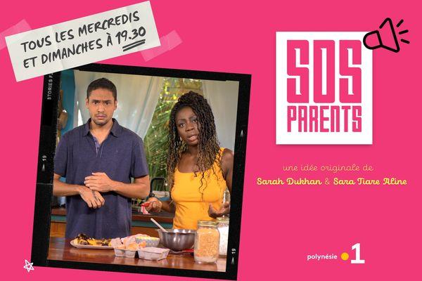 SOS Parents, une mini-série humoristique pour une éducation positive
