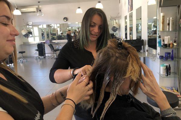 alternance coiffure