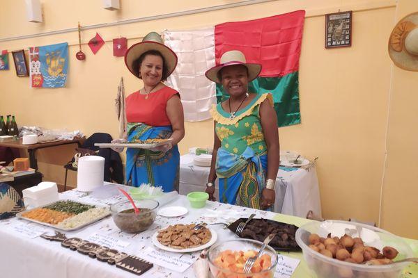 12 cultures représentées à Saint-Pierre à l'occasion de la journée des communautés