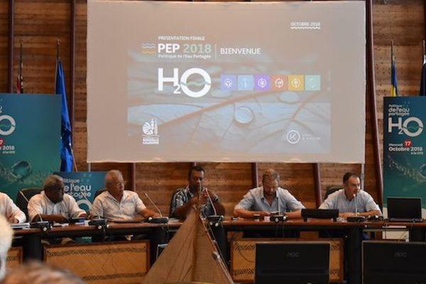 CPS: restitution des actions en faveur d'une politique eau maitrisée et de qualité