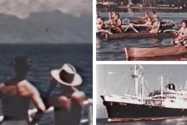 bateau croisière Caledonien