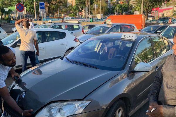 Taxis-villes Mamoudzou