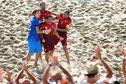 Beachsoccer : Les Tikitoa échouent au sommet de la montagne portugaise