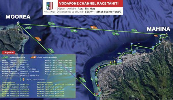 Vodafone channel race