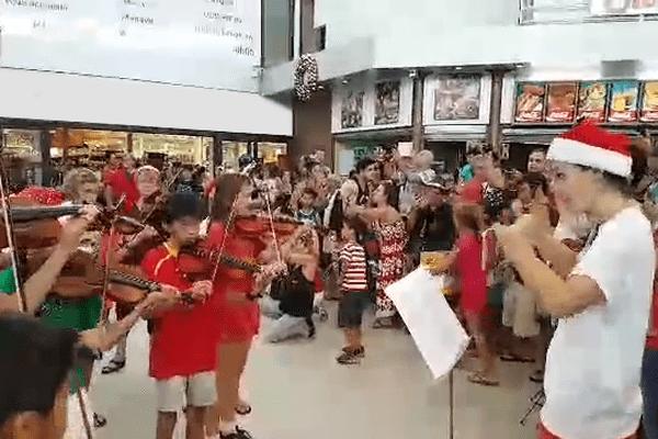 Flashmob CAPF