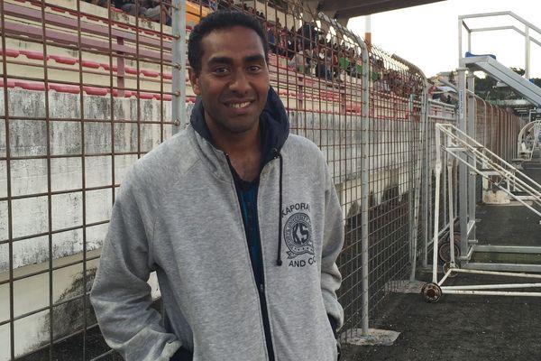 Dominique Wacalie, Directeur Technique de la FCF, dans Terre de Sports