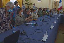 Lundi 10 mai, les associations anti-nucléaires ont rencontré le ministre des Outre-mer.