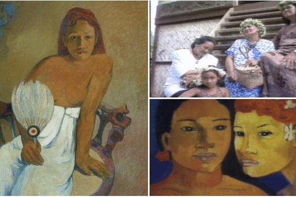 Gauguin archives jeune fille à l'éventail