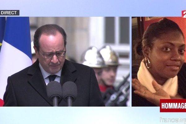 Hollande et Clarissa