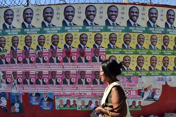 Elections en Haïti