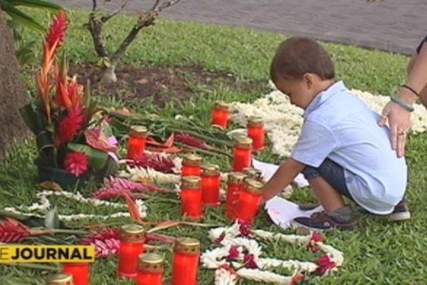 Une cérémonie en mémoire des victimes aura lieu ce soir à Papeete