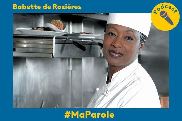 Babette de Rozières #Maparole