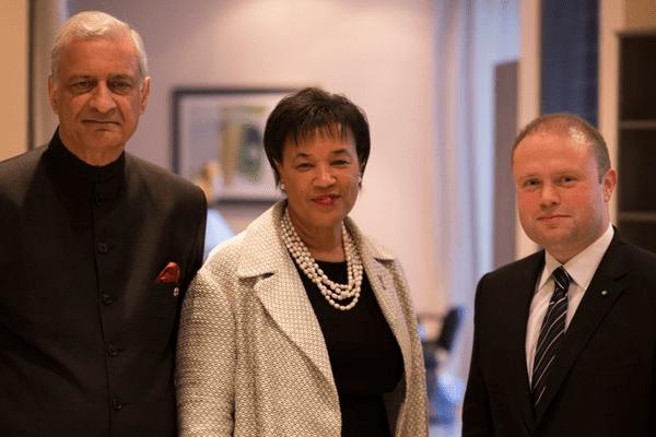 Originaire de la Dominique, Patricia Scotland devient la première femme à diriger le Commonwealth