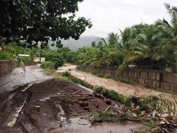 inondations ua pou