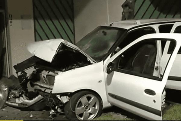 Accident Kourou