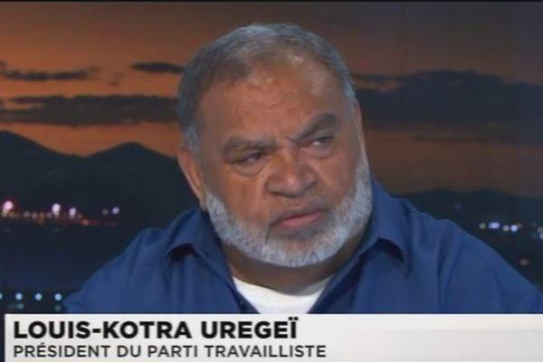 Louis Kotra Uregeï - invité politique du 20 novembre 2016