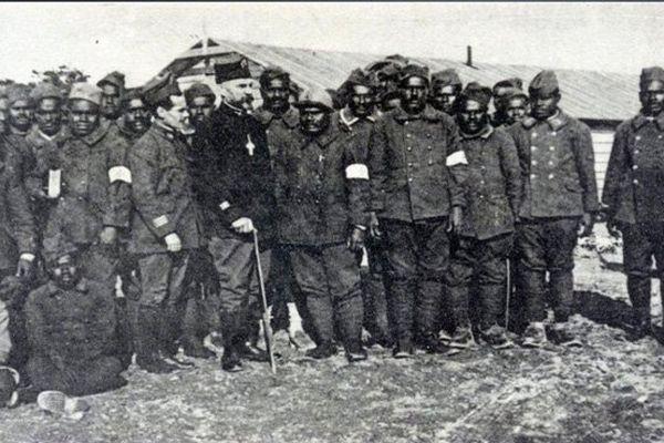 Les tirailleurs kanak lors de la Grande guerre