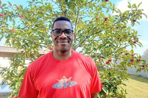 L'ex-basketteur guadeloupéen Jim Bilba.
