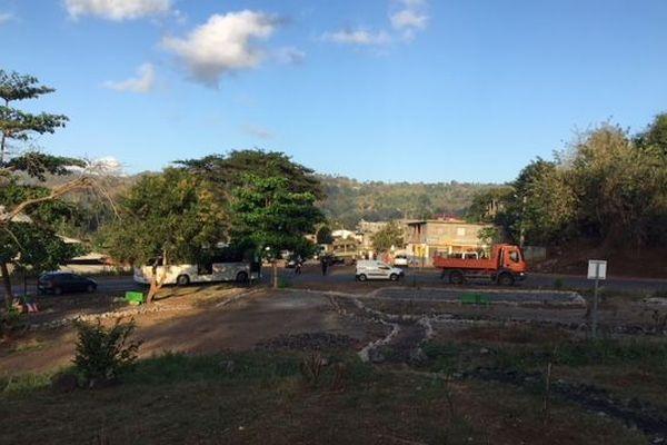 Militaire carrefour de Tsararano