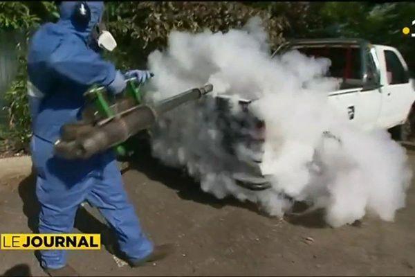 L'épidémie de dengue se poursuit en Nouvelle Calédonie