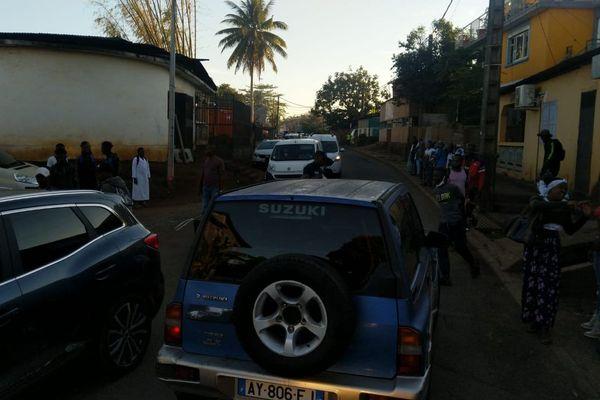 Blocage élèves Comabni rentrée scolaire sans bus