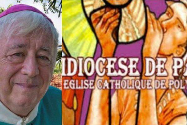 le Révérend Père Jean-Pierre COTTANCEAU,nommé  ARCHEVÊQUE du diocèse de Papeete