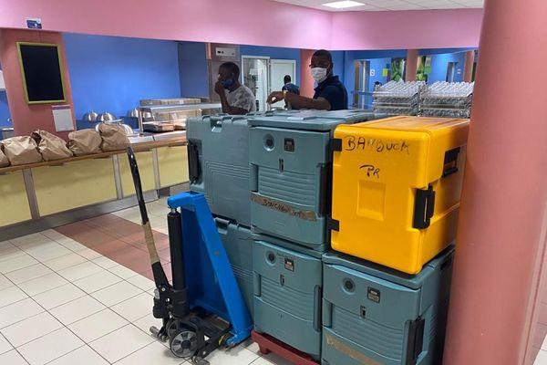 service restauration scolaire PAP 2