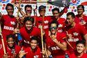 Va'a sprint 2018 : Tahiti prend sa revanche en V12
