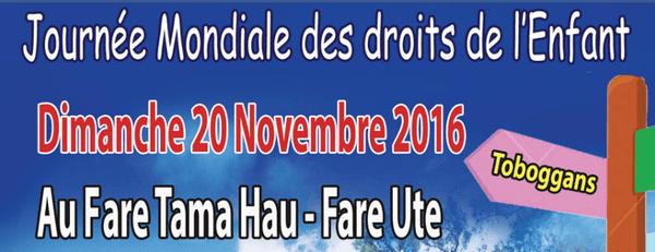 RDV à Fare Ute dimanche 20 novembre