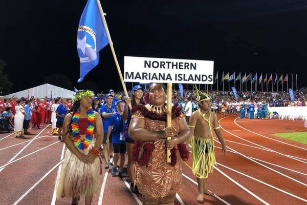 Jeux du Pacifique : Cérémonie d'ouverture les pieds dans la boue