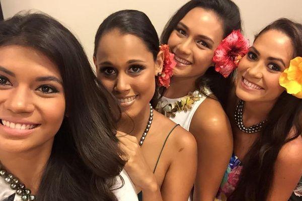 Première sélection pour Miss Tahiti 2016
