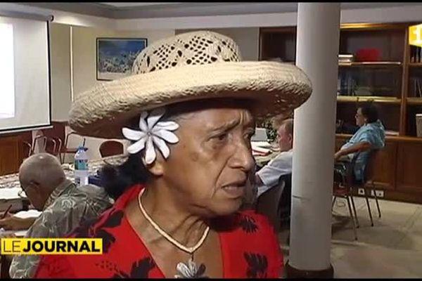Floriane Pana'i, figure du féminisme en Polynésie