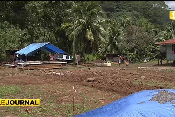 Les sinistrés de la côte est trois mois après les dures intempéries de décembre