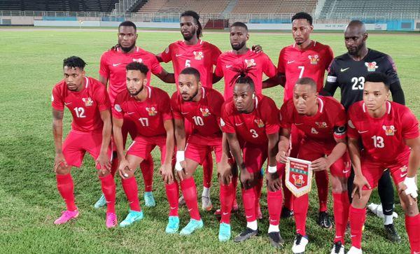 Sélection de Guadeloupe de football
