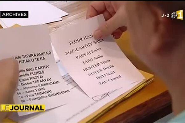 Retour aux urnes pour les électeurs de Papenoo, Hitiaa, Tiarei et Mahaena