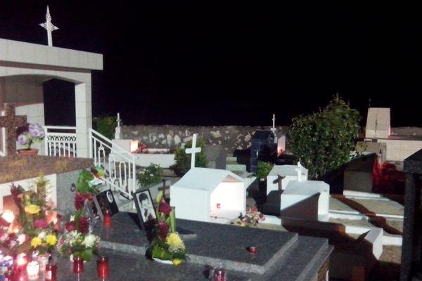 cimetière toussaint