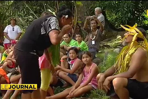 Hawaii et Futuna présents au 7e orero des écoles
