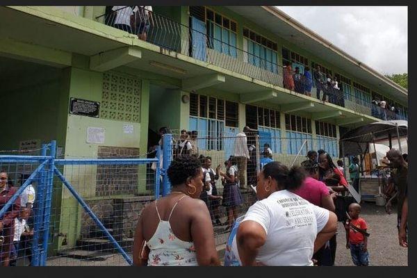 École à Saint-Vincent et les Grenadines