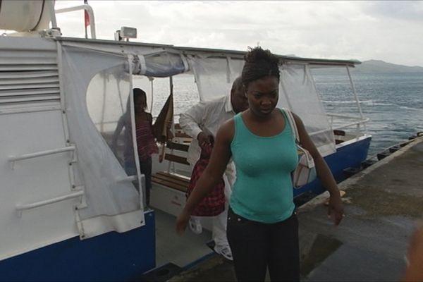 Navette maritime