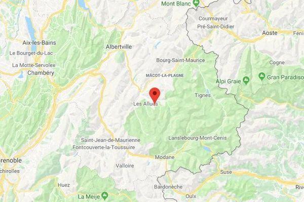 Courchevel : deux morts d'origine comorienne dans l'incendie d'un bâtiment hébergeant des saisonniers