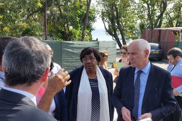 Thierry Repentin à la rescousse des entreprises du BTP en Guadeloupe